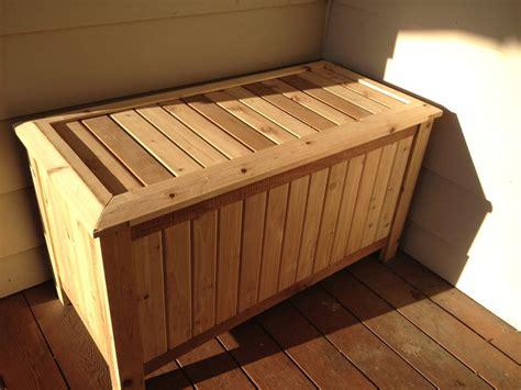Storage Box Kayu cedar storage box by data643 lumberjocks