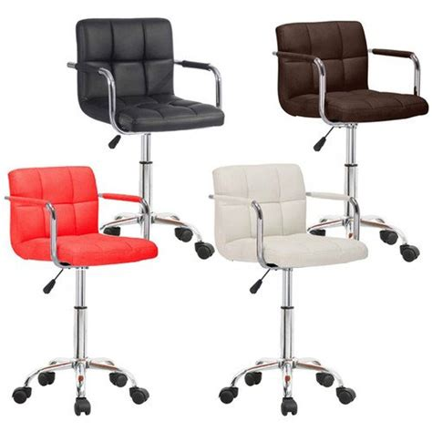 bar stool on wheels office chair faux leather bar stools wheels stool kitchen