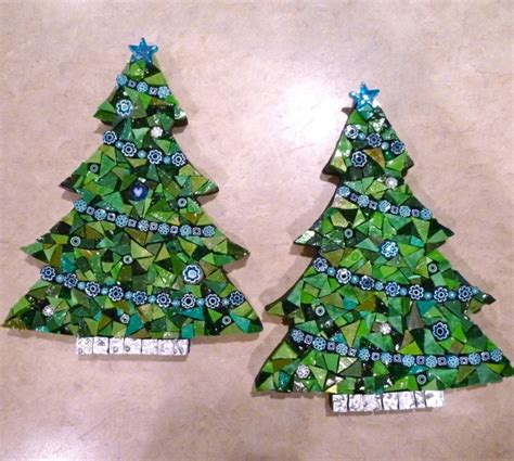 17 best ideas about christmas mosaics on pinterest