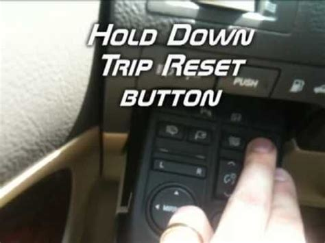 2007 Toyota Highlander Maintenance Required Light How To Reset Maintenance Light On My 2014 Highlander