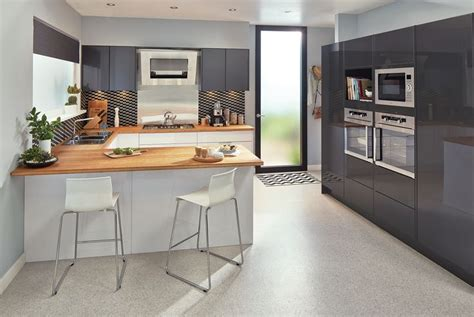 Bunnings Kitchen Cupboards - culinary delight u shape kitchen available at bunnings