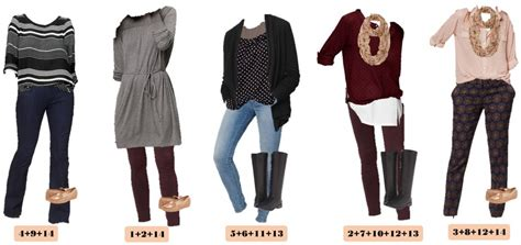 modcloth mix and match wardrobe mix and match for fall from loft