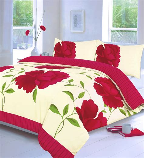 Single Bed Quilt Cover Sets by Floral Single King King Size Duvet Quilt