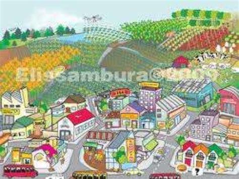 imagenes de zonas rurales y urbanas que es zona urbana y rural imagui
