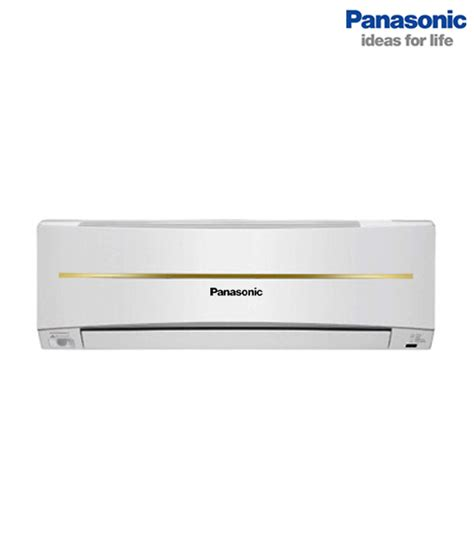 Ac Panasonic Envio 1 2 Pk panasonic split ac econ jade 1 ton 5 cs cu tc12nky best deals with price comparison