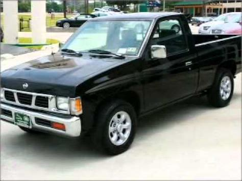nissan pickup 1997 1997 nissan pickup houston tx youtube