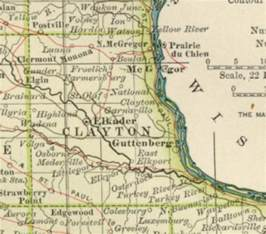 1897 century atlas of the state of iowa