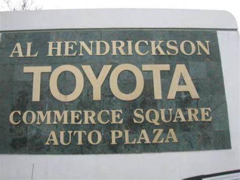 Al Hendrickson Toyota Service Al Hendrickson Toyota Coconut Creek Fl 33073 Car