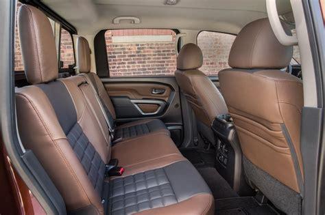 nissan titan interior 2017 2017 nissan titan crew cab clip