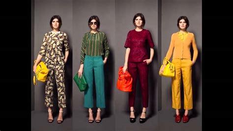colores temporada 2016 los colores del oto 241 o tendencias de moda 2016 17