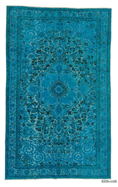 how are overdyed rugs made rug designs