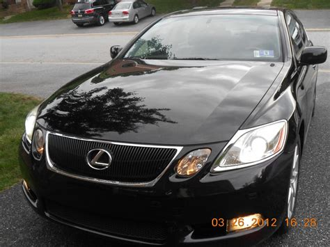 lexus cars 2006 md 2006 lexus gs300 black on black clean title carfax