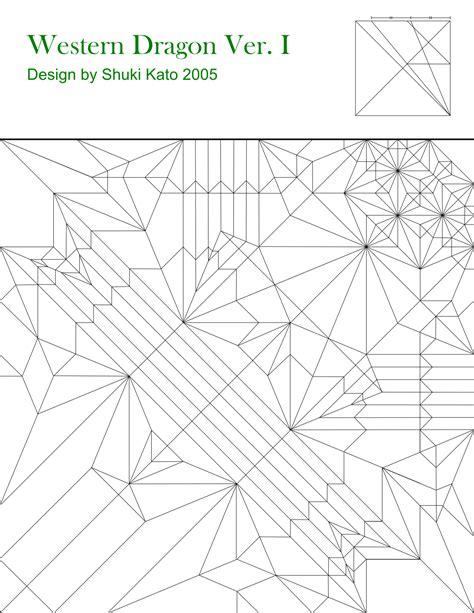 Origami Scorpion Pdf - western ver 1 cp by origami artist galen on deviantart