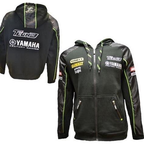 Hoodie Motosport Yamaha sweatshirt hooded bikes motogp tech 3 yamaha factory