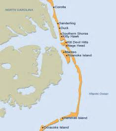 map of the outer banks carolina keep calm and a cosmo september 2012