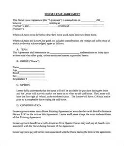 lease agreement template pdf sle lease agreement 7 documents in pdf