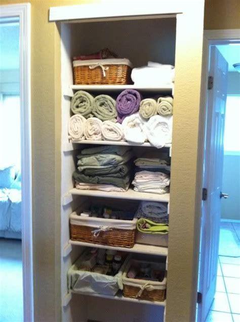 closet organizing services 24 best linen closet organization storage ideas images