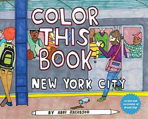 The Real Therapists Of New York Coloring Book