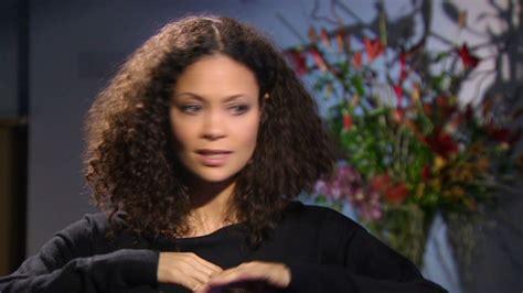 Thandie Newton Joins Women S Protest Recalls Exploitation