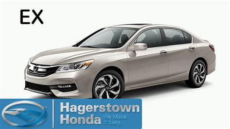 honda accord colors 2016 honda accord ex colors hagerstown honda