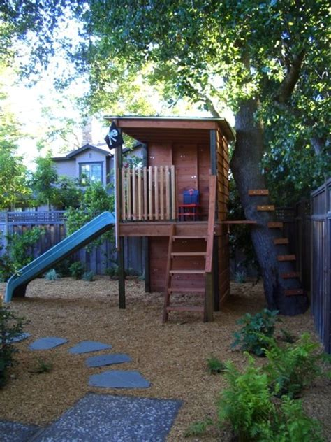 backyard fort for kids really cool boys forts kids playhouse series