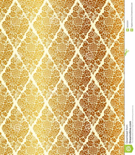 vector pattern luxury seamless luxury vector vintage pattern stock image image
