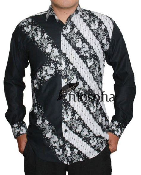 Exclusive Katun Baturaden Batik Pria 17 best images about fashion mei on javanese printed shirts and s bomber jackets