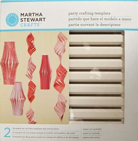 martha stewart templates martha stewart craft ornament template tubular small