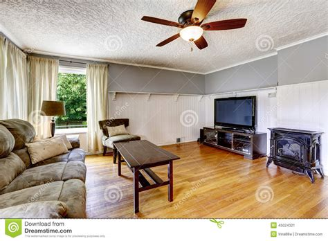 the living room coffee house living room interior in old house stock image image of