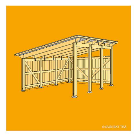konstruktion carport carport 7120x3213 s 246 dra sverige byggvarulistan se