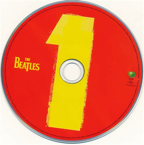 Cd The Beatles One Deluxe Dvd Imported Usa the beatles 1 dvd cover label 2015 custom