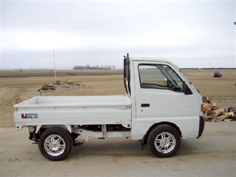 Suzuki Carry Review 1999 2005 Suzuki Carry Picture 453718 Truck Review