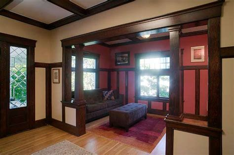 craftsman bungalow interior craftsman home on pinterest craftsman bungalows and