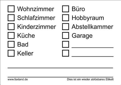 Umzugskarton Aufkleber Vorlage by B 252 Robedarf Schreibwaren B 252 Romaterial Produkte Von