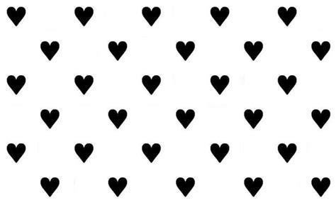 black  white heart wallpaper wallpapersafari