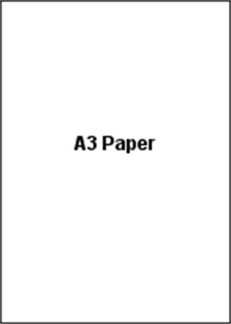 How To Fold A3 Paper - a3 a4 papers 11x17 paper for inkjet and laser printers