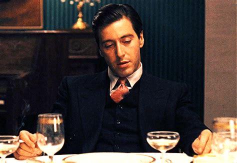 Gorden Smokring Hello 1 the godfather gif