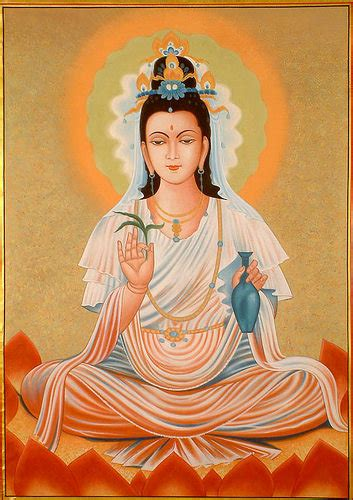 improve  living  ascended master kuan yin