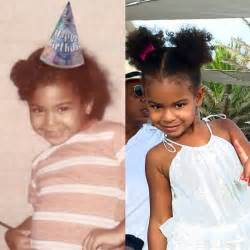 Teewhy hive that blue ivy is a mirror image of beyonc 233