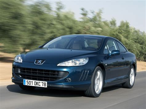 peugeot 407 coupe peugeot 407 coupe specs photos 2005 2006 2007 2008