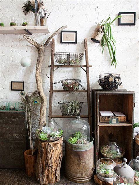 home decor natural ladders in huis my simply special