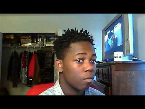 flat top dreads 2 month dread fade update youtube
