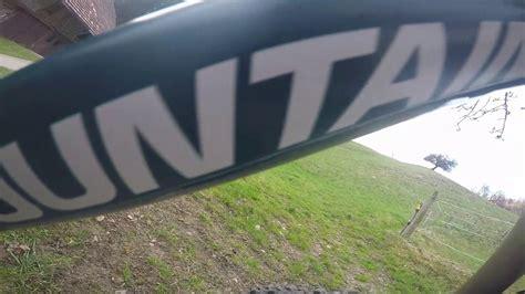 max fhrt mit deutsch spanisch erste fahrt mit dem downhill bike youtube
