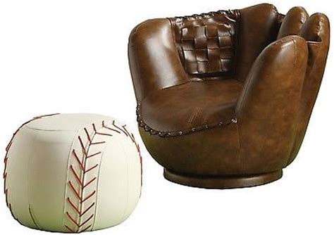 sports baseball bean bag chair the world s catalog of ideas