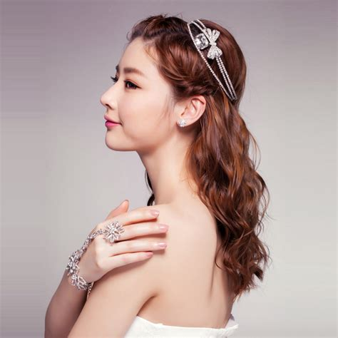 top ten 2015 wedding hair korean girls top ten trendy wedding hairstyles
