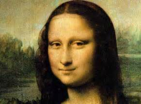 Oh His Blindness Montreal Simon Leonardo Da Vinci And The Mana Lisa