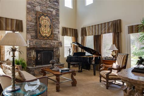beautiful traditional living rooms marteen s beautiful home traditional living room las vegas by marteen