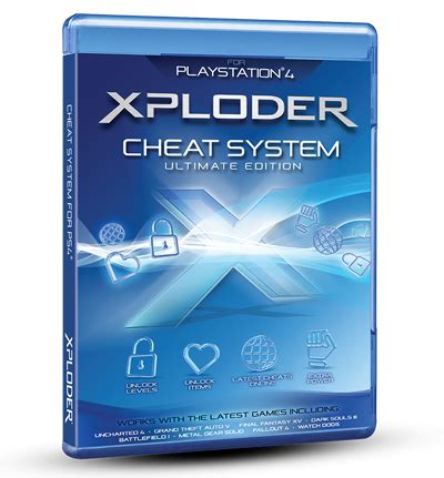 xploder game cheats system