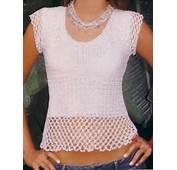 Pics Photos  Blusas Tejidas A Crochet Picasa Patrones De