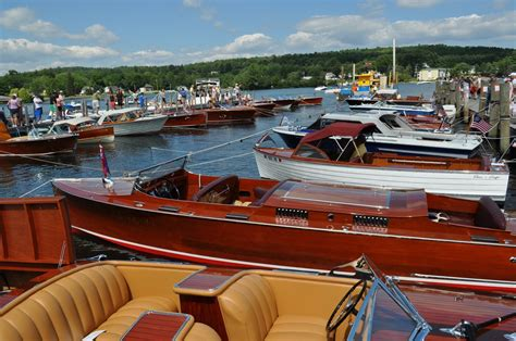 meredith nh boat show new england chapter of the antique and classic boat